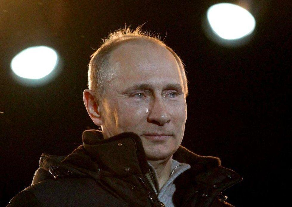 Путин уже победил на выборах