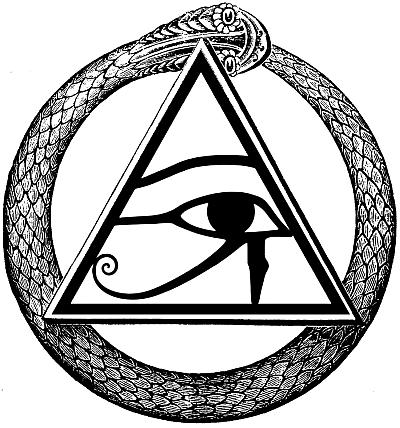 «Уроборос» и «глаз Ра»
