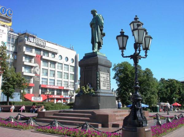 Памятник Пушкину, Известия