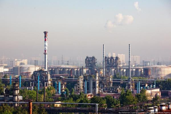 Капотня - НПЗ Москвы