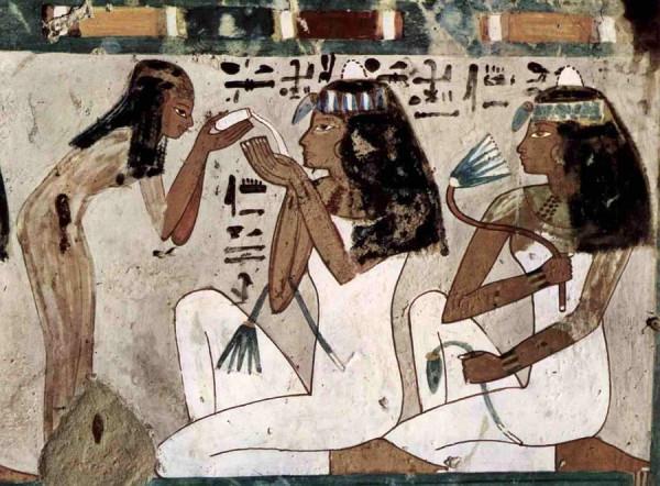 Египте в телец