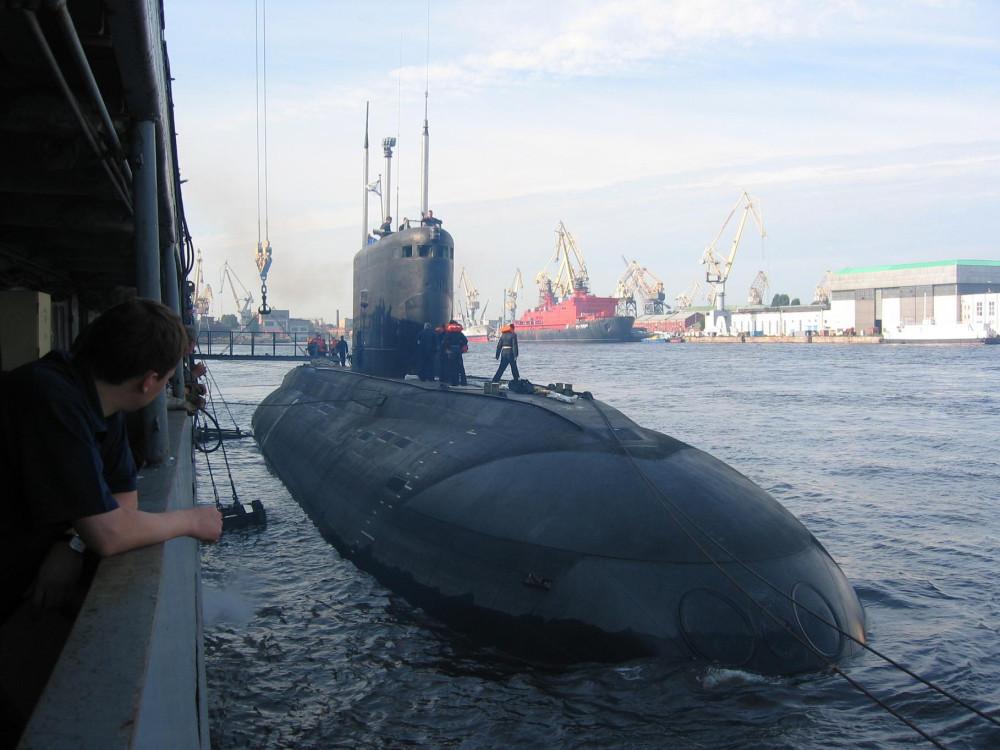 классы российских подводных лодок