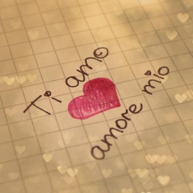 ♥ ti amo ♥