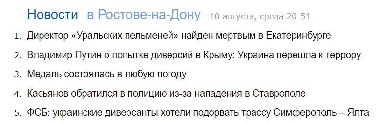 новости к