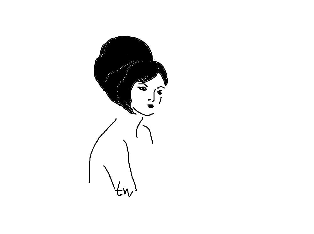 девушка 6
