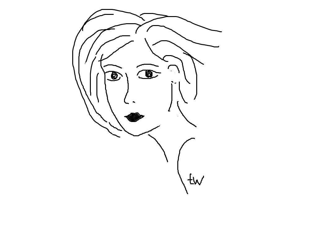 девушка 7
