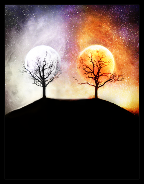 Silmarillion__Moon_and_Sun_by_LadyElleth
