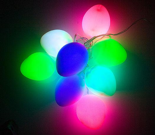Светодиодные светильники Тинко