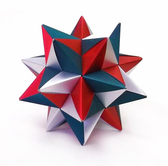 Диаграмма: Origami USA