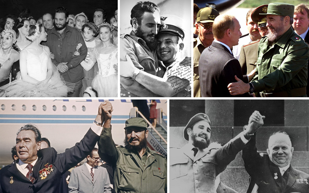Fidel_USSR_Russia