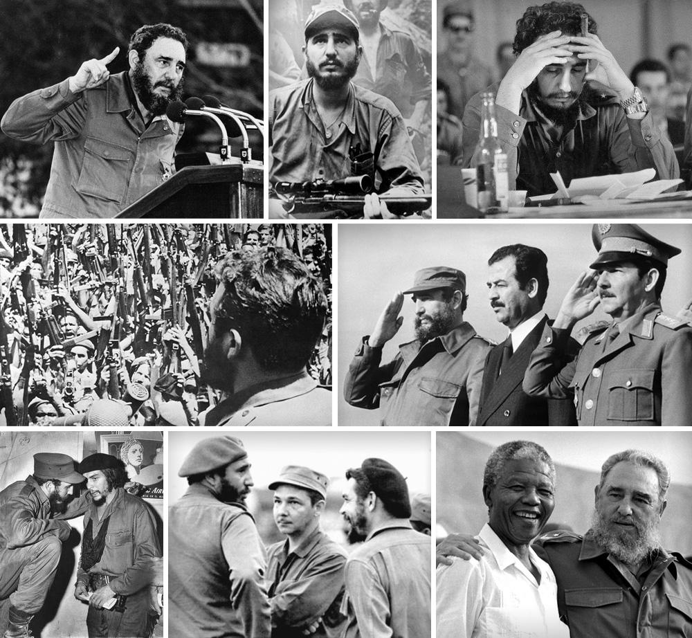 Fidel-comandante