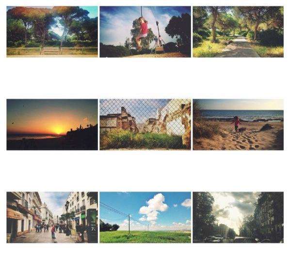 Как сделать белые поля на фото в инстаграме