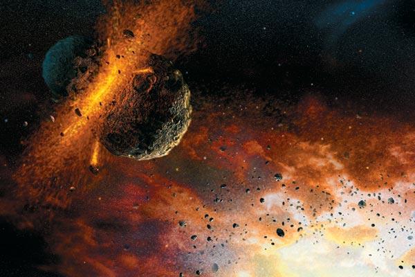 planetesimal hypothesis