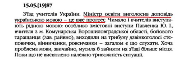 """О. Гончар, """"Щоденники"""", ст. 146 , Том III, 2003 р."""