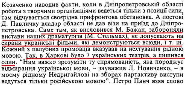 Спогади / Ф. Д. Овчаренко, ст. 166