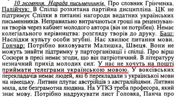 Спогади / Ф. Д. Овчаренко, ст. 187