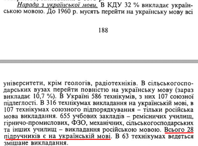 Спогади / Ф. Д. Овчаренко, ст. 188-189