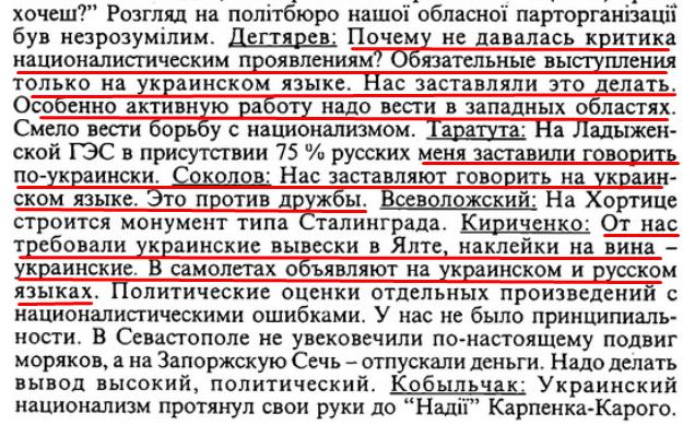 Спогади / Ф. Д. Овчаренко, ст. 254
