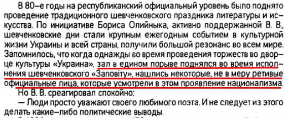 В. Врублёвский. «Владимир Щербицкий: правда и вымыслы», стр. 161
