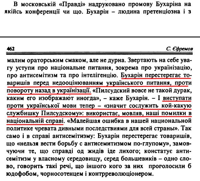 Сергій Єфремов, «Щоденники, 1923-1929», ст. 461-462