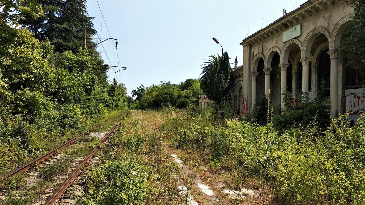 Про СССР и развалины в Абхазии. IMG_20180608_151603