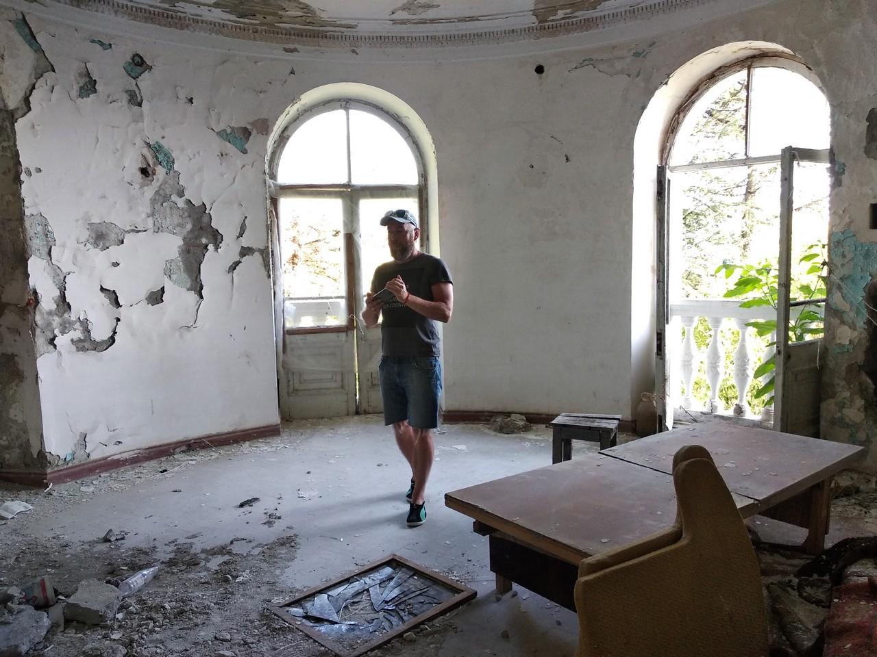 Про СССР и развалины в Абхазии. IMG_20180609_181606