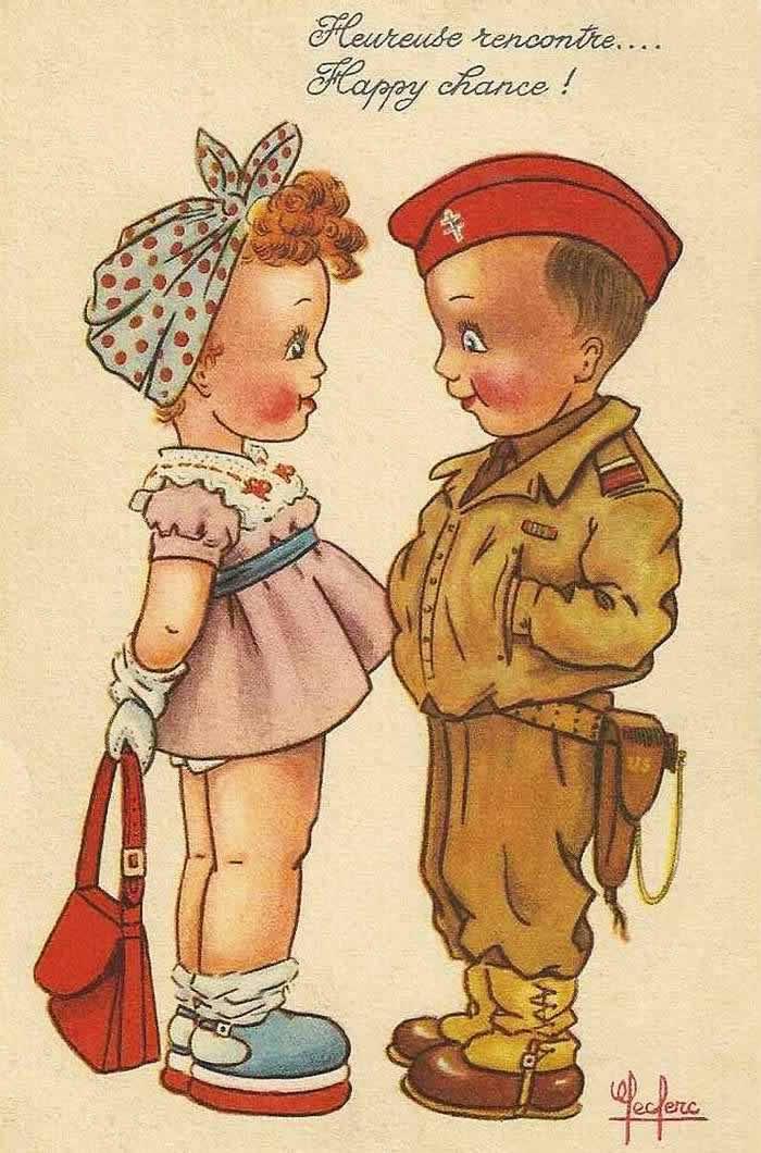 Счастливый случай! - 1944