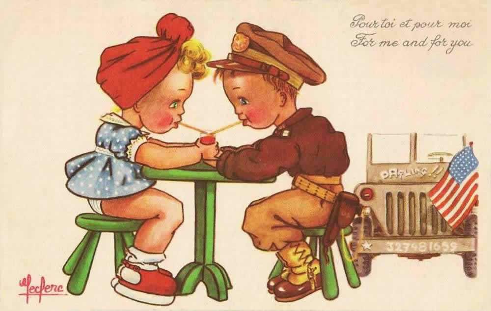 Для меня и для тебя - 1944