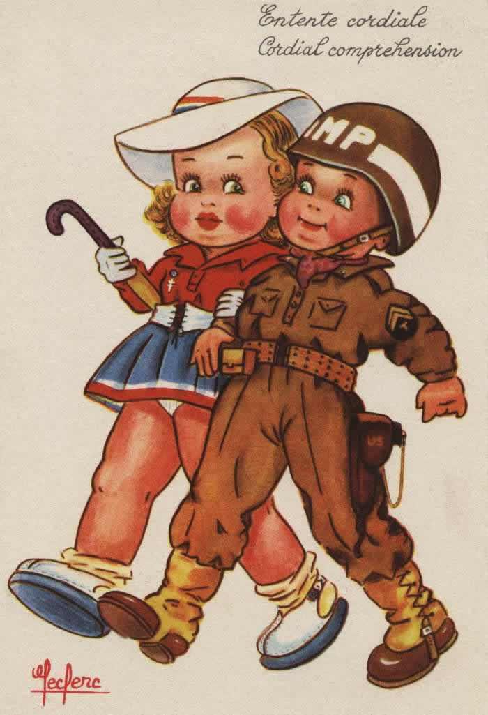 Сердечные взаимоотношения - 1944
