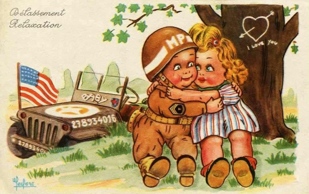 Расслабление - 1944