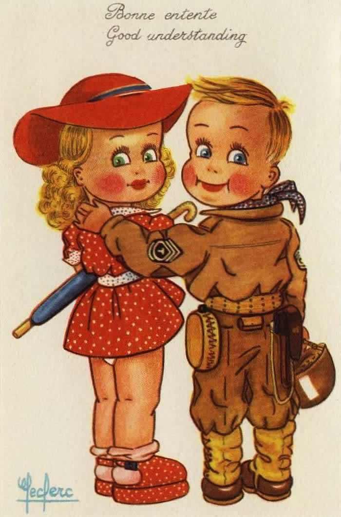 Хорошее взаимопонимание - 1944