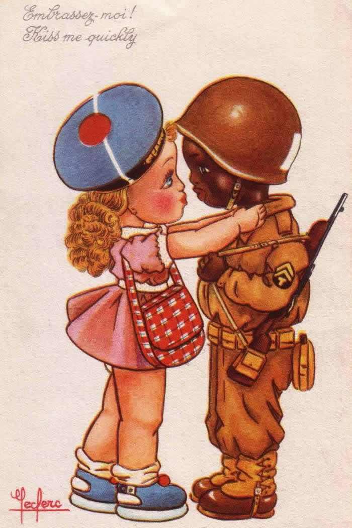 Поцелуй меня скорее! - 1944