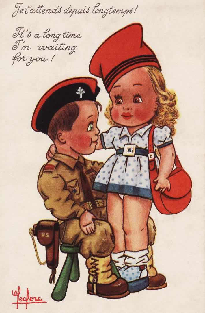 Так долго я ждала тебя! - 1944