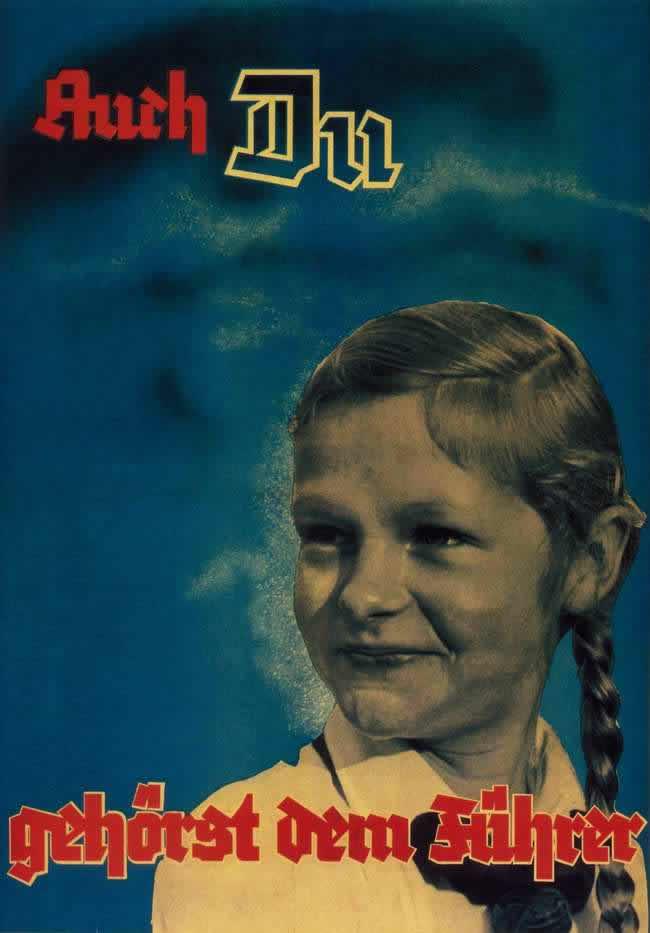 Ты тоже принадлежишь фюреру (1938 год)