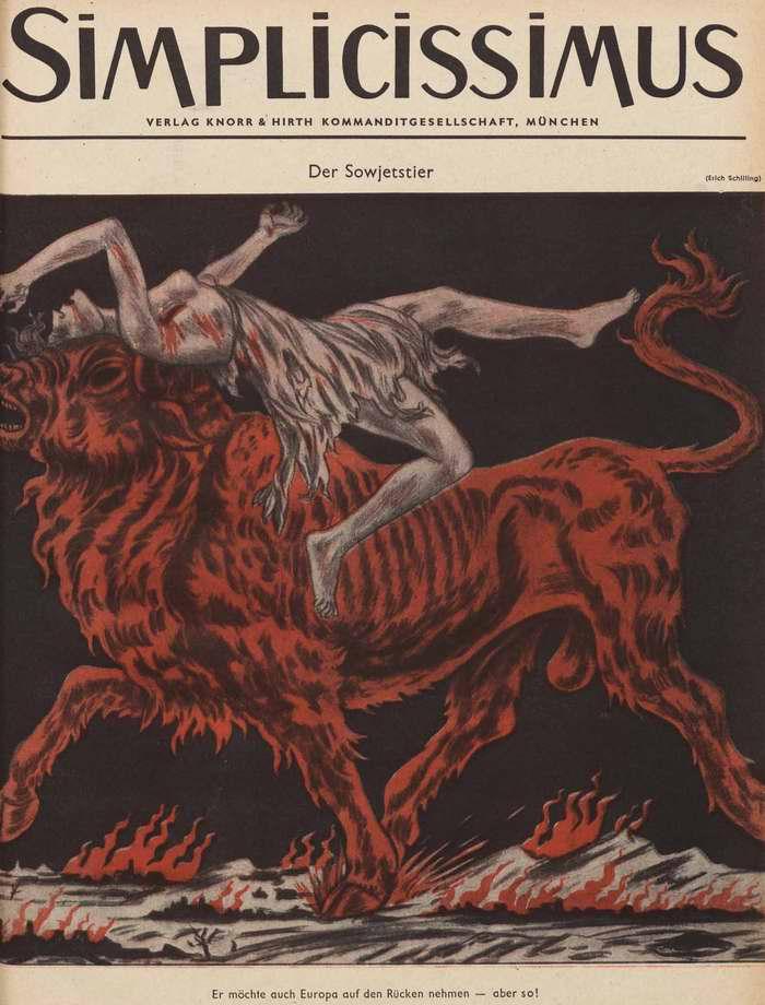 Злобный советский зверь (Simplicissimus)