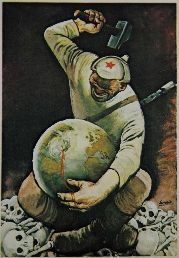 Советский большевизм несет угрозу всему миру