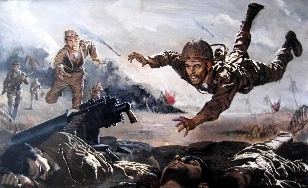 Рисунок художника Robert Emil Schulz