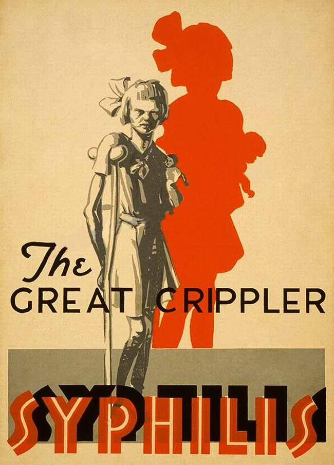 Великий обезображиватель под названием Сифилис