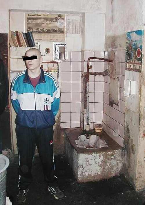 парня в тюрьме опустили-гс1