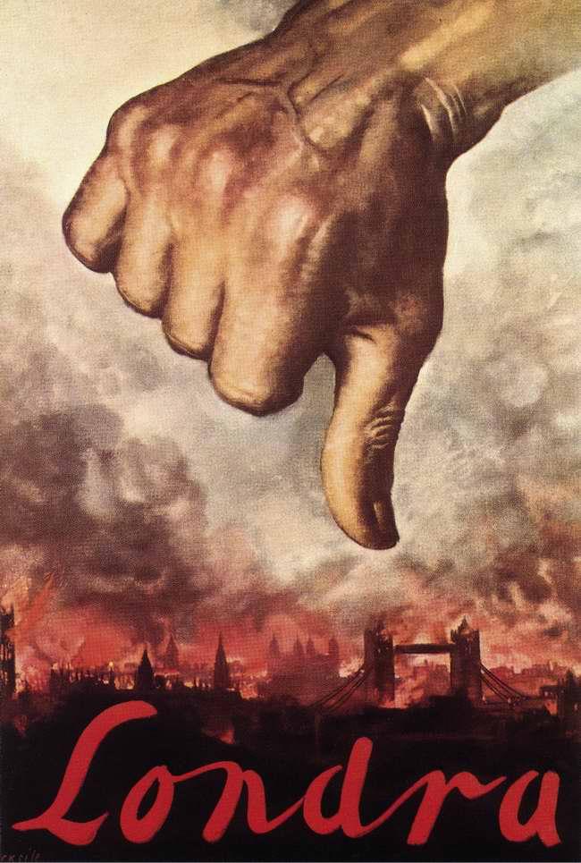 Лондон - подвергнуть окончательному уничтожению