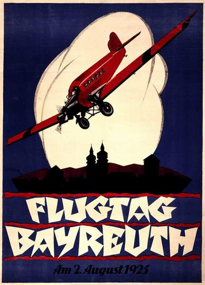 Воздушный праздник в г. Байройт (Бавария)