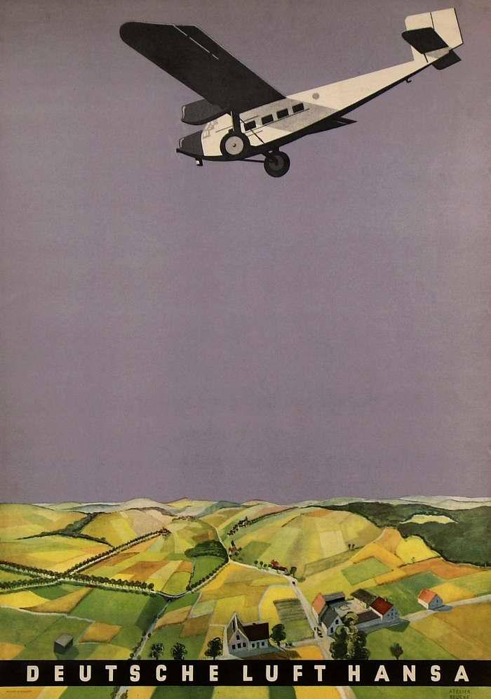 Авиакомпания Lufthansa (1926 год)