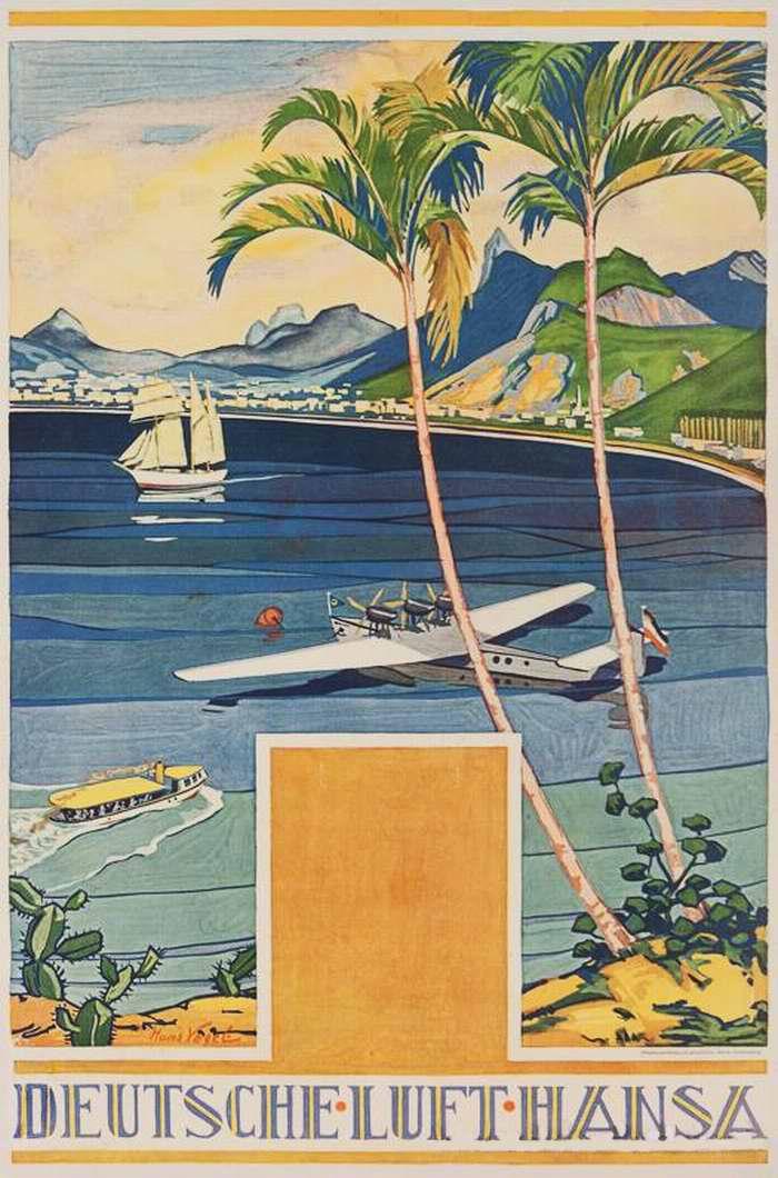Немецкая Lufthansa (1928 год)