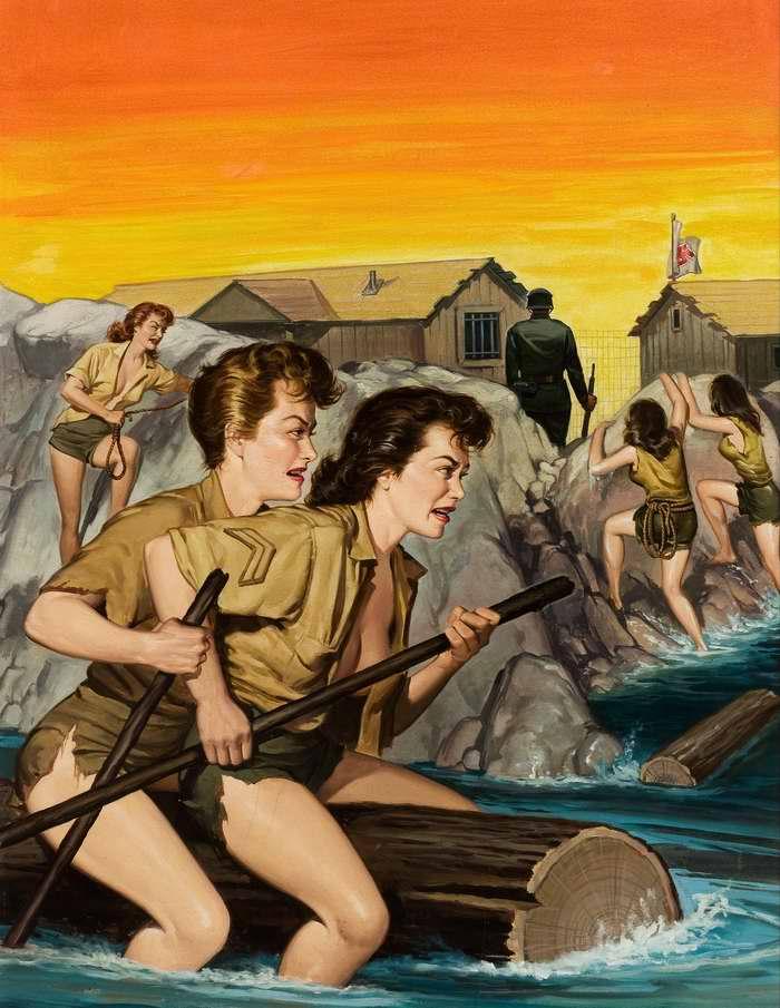 Рисунок художника Will Hulsey