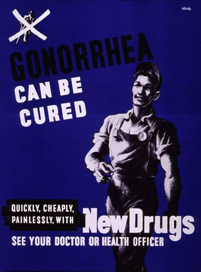 Гонорею можно вылечить. Быстро, дешево, безболезненно с помощью новых препаратов. Обратись к своему доктору или санитарному врачу