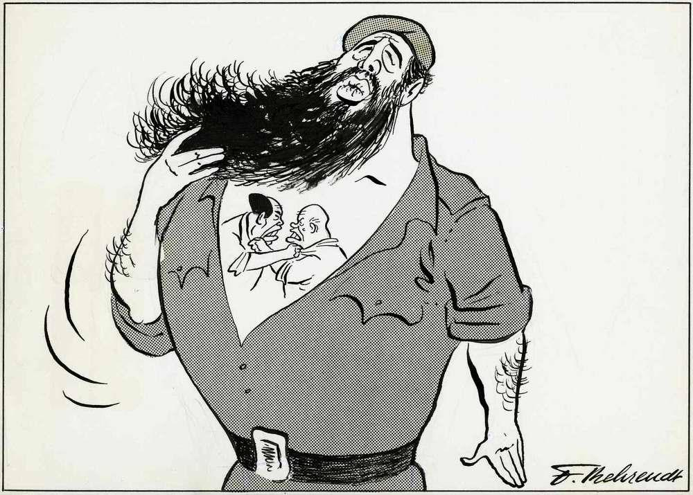 Фидель Кастро: две души живут в моей груди