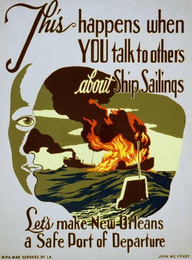 Это происходит в тех случаях, когда ты начинаешь говорить с другими о перемещениях кораблей