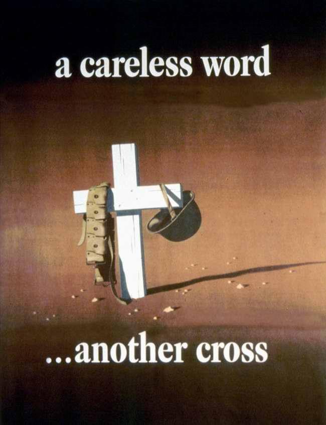 Небрежные слова могут стать крестом на могилах других