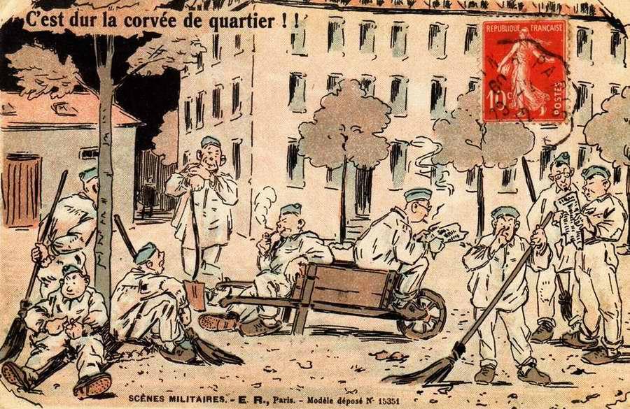 Советский плакат для столовой