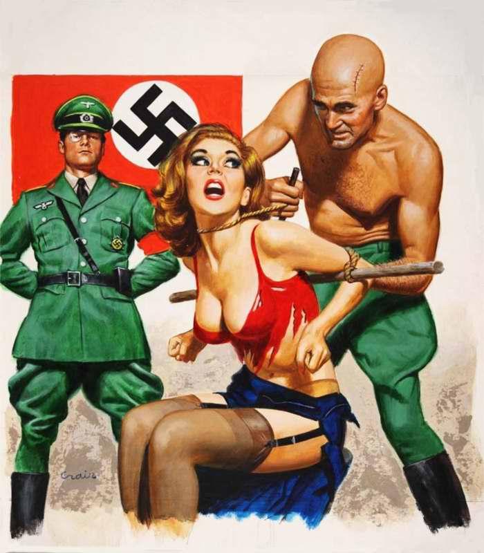 Секс особняк с нацистами порно игра